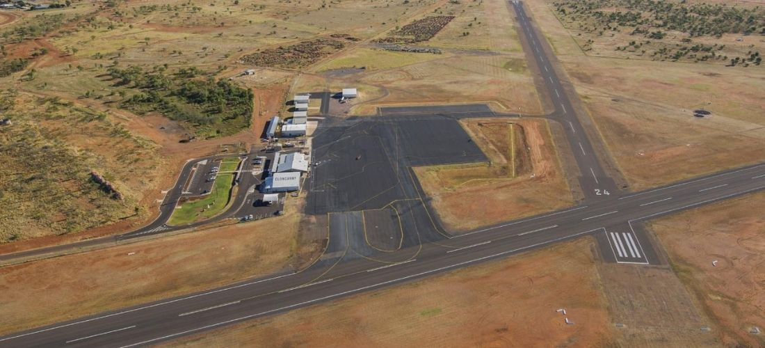 Contract to design and construct the Queensland Unmanned Aerial Systems Flight Test Range
