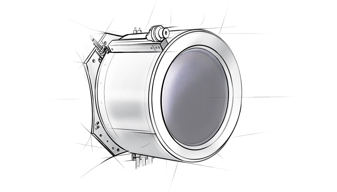 T7 Gridded Ion Thruster