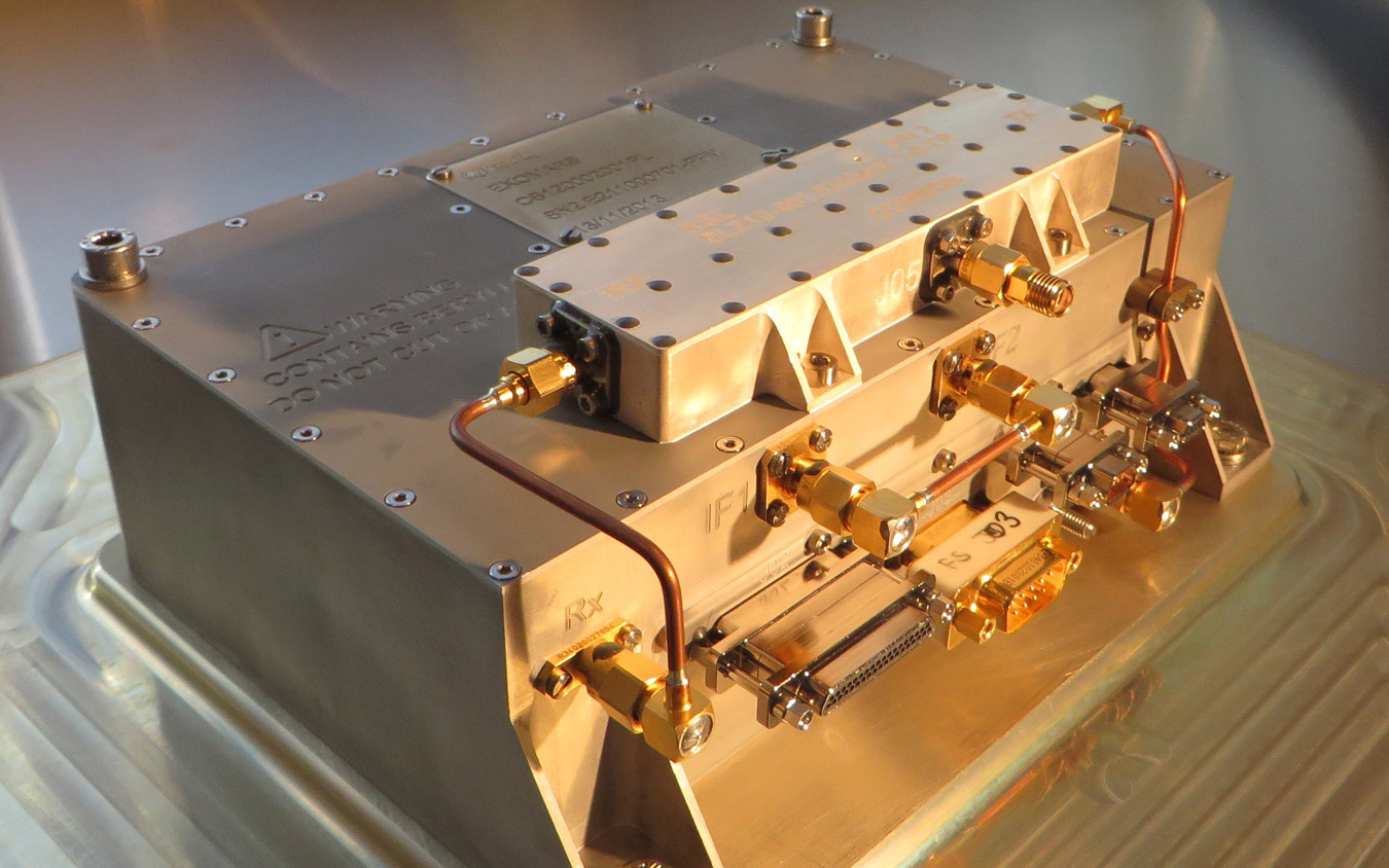 QinetiQ's transceiver used in ExoMars mission