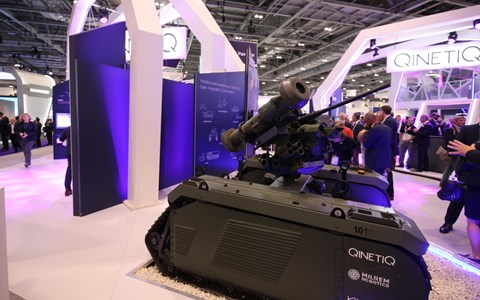 DSEI 2019: Day four - A positive outlook for UK Defence