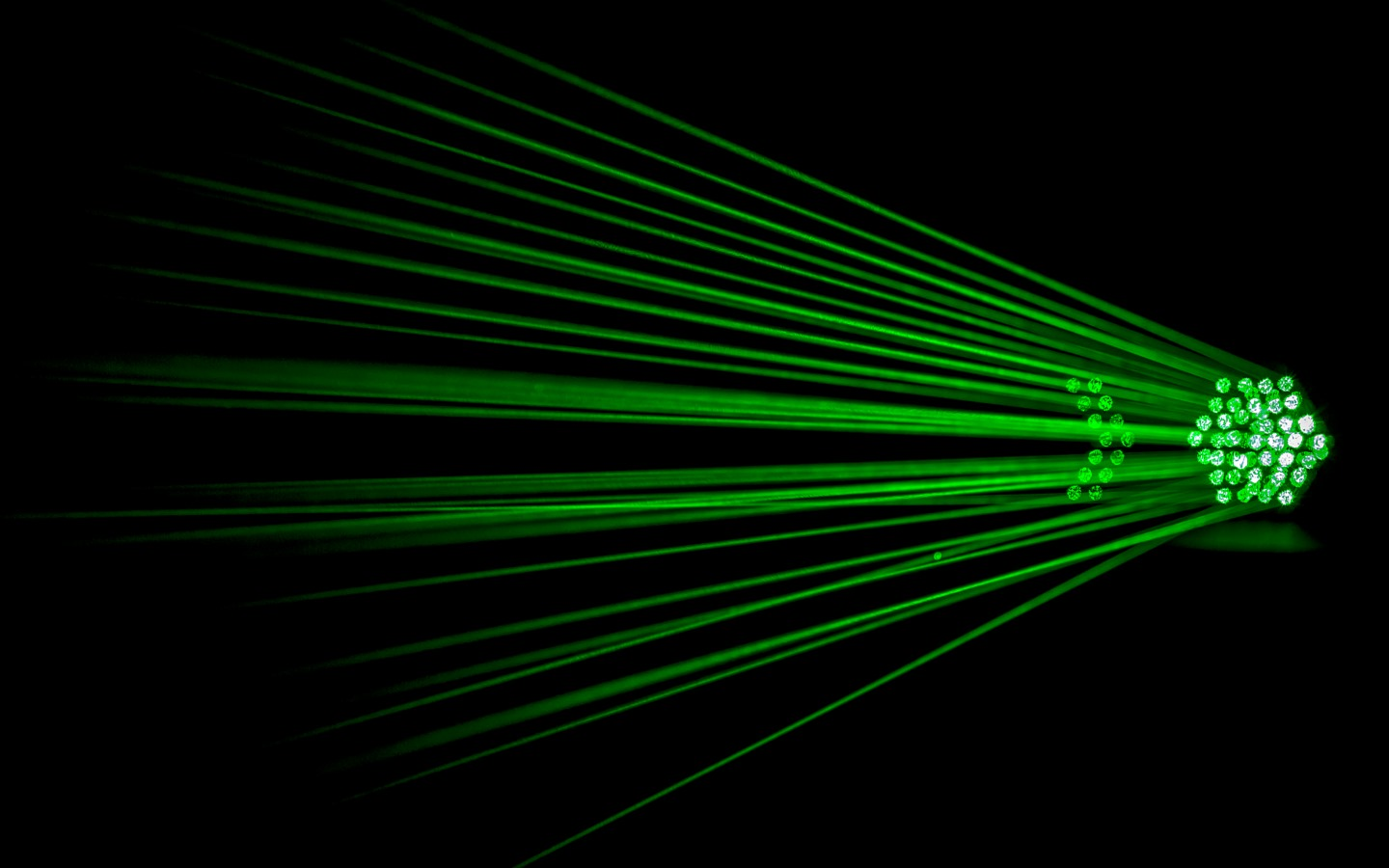 Laser facility