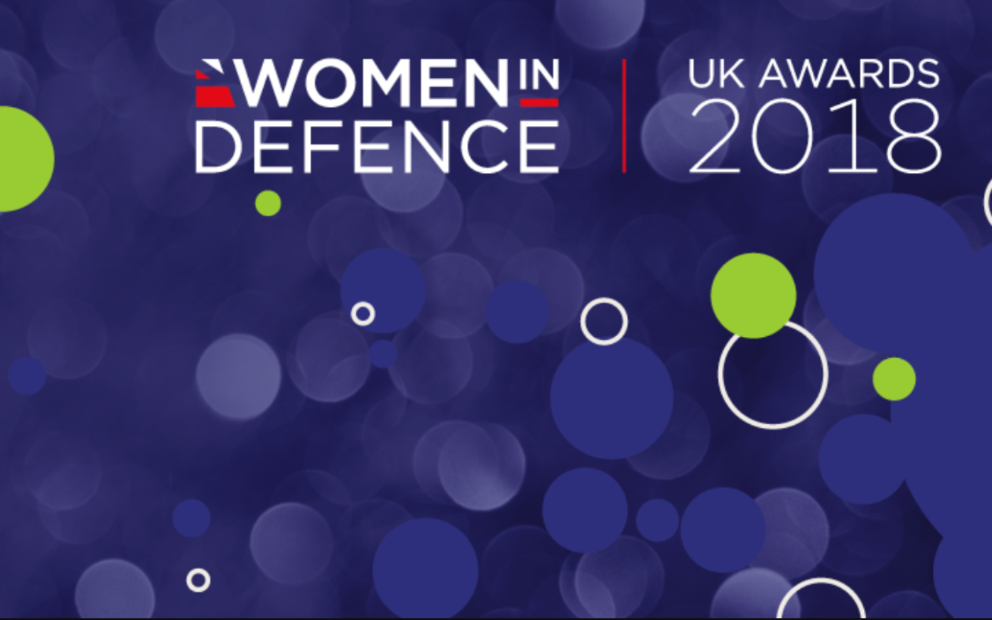 My experience at the Women in Defence Awards 2018