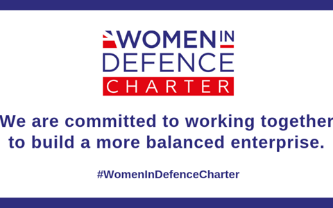 Women in Defence Charter