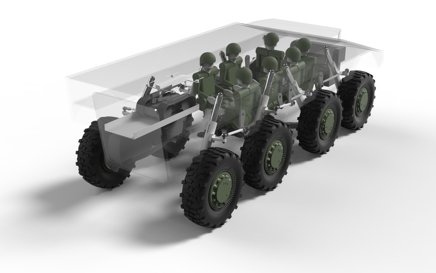 QinetiQ wins two contracts from US Office of Naval Research  for its Armored Reconnaissance Vehicle (ARV) programme