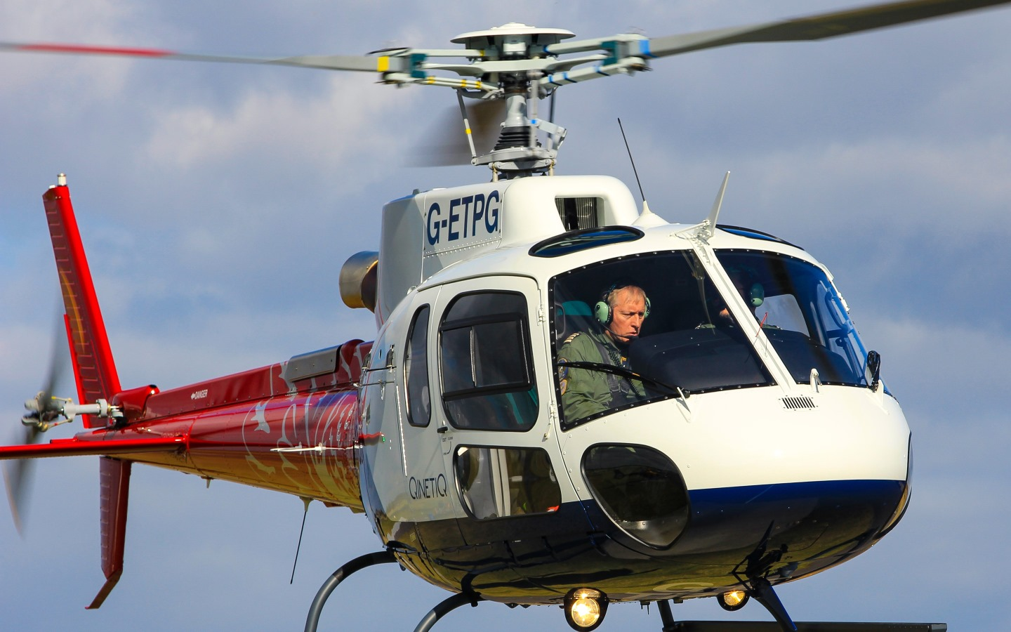 ETPS takes delivery of new Airbus H125 helicopter