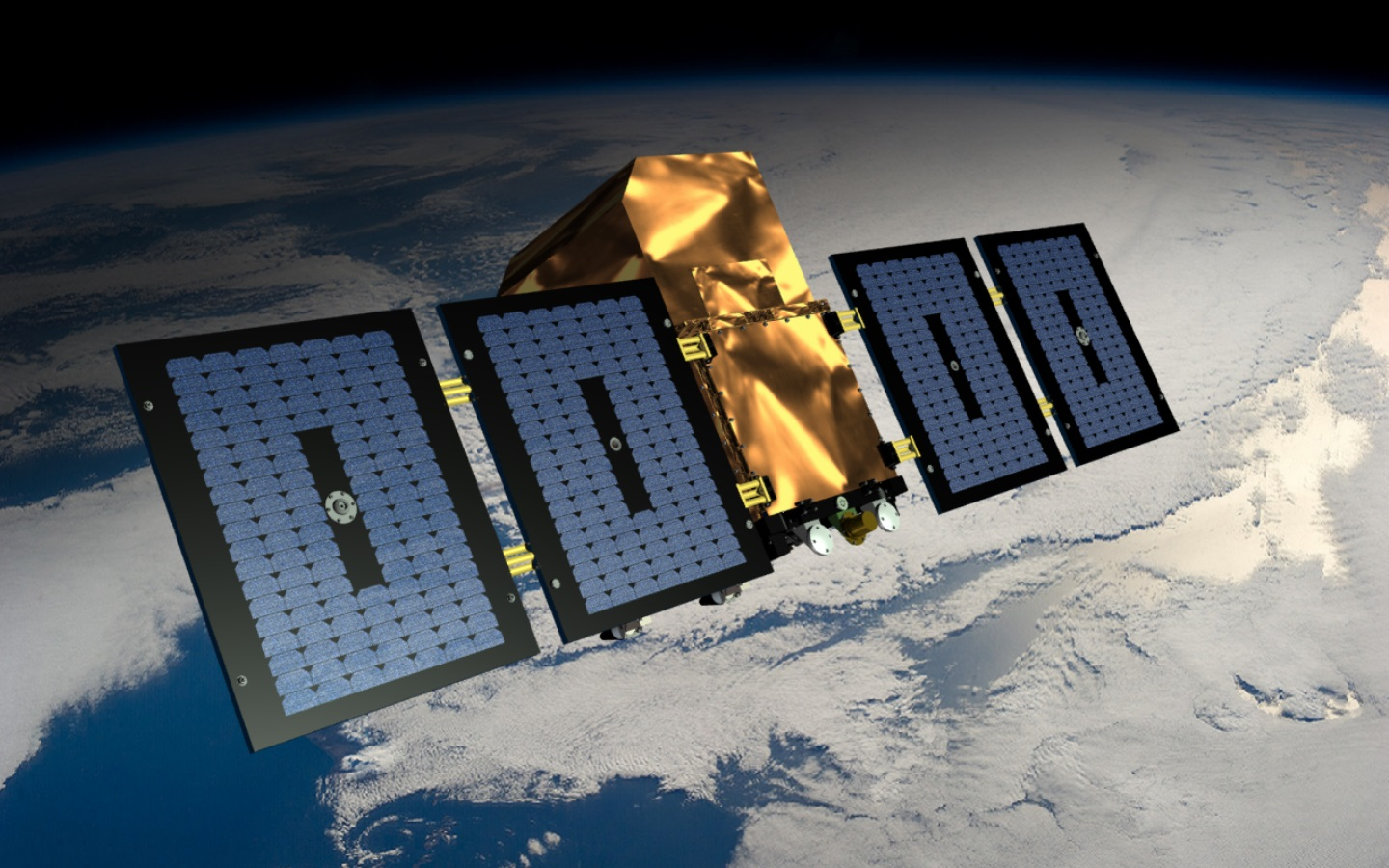QinetiQ charts climate change with two satellite studies