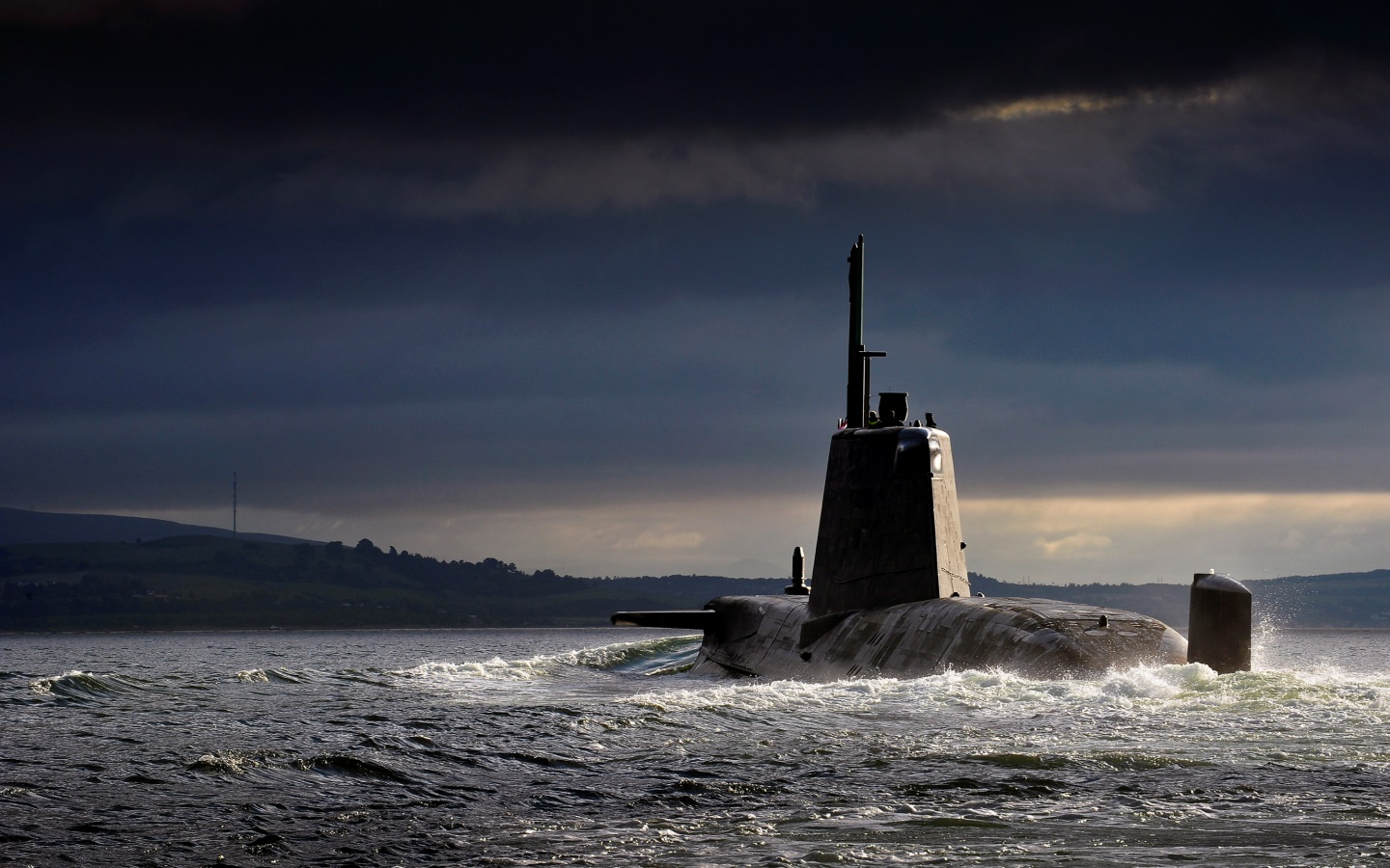 QinetiQ secures £18.7m Royal Navy contract to help protect UK ships and submarines