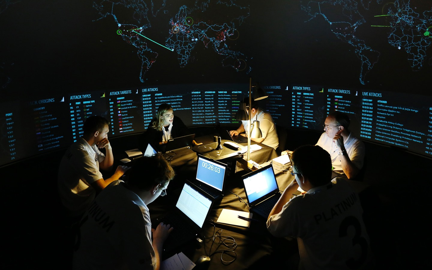 UK Cyber Security Challenge HMGCC and QinetiQ Qualifier