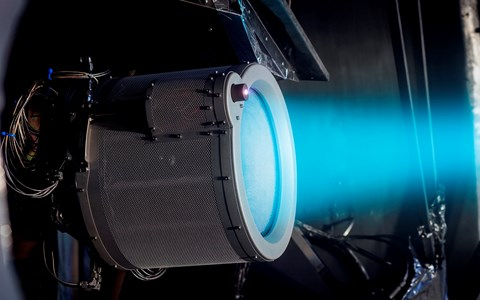 Pioneering QinetiQ Solar Electric Propulsion System (SEPS) to power ESA's BepiColombo mission to Mercury