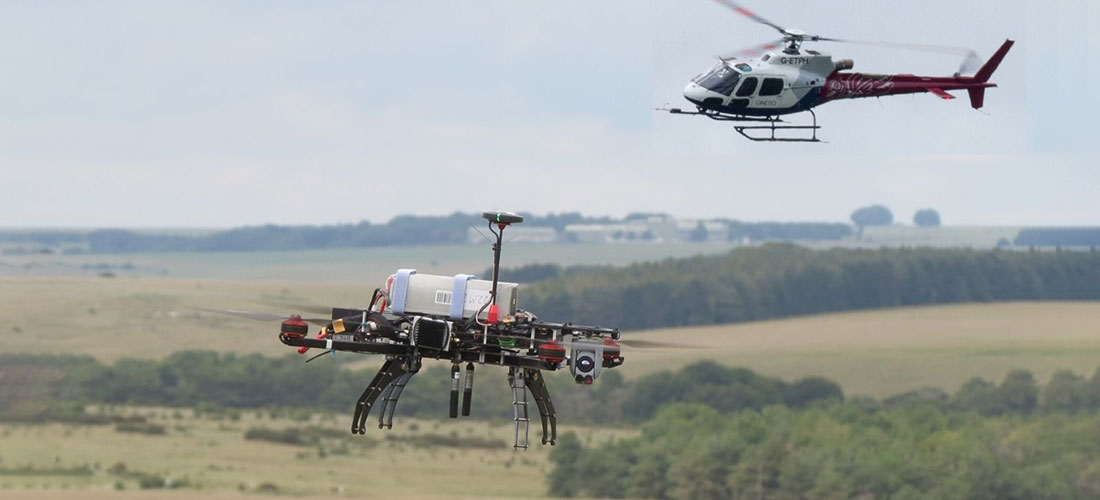 QinetiQ Achieves UK's First Airborne Manned/Unmanned Team Demonstration