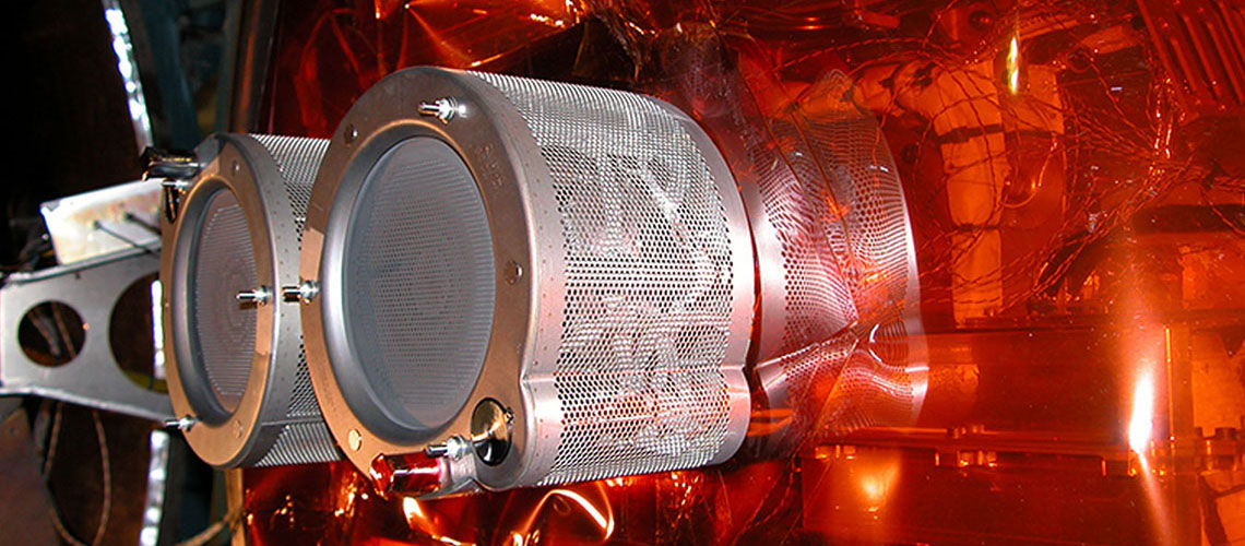 T5 Gridded Ion Thruster