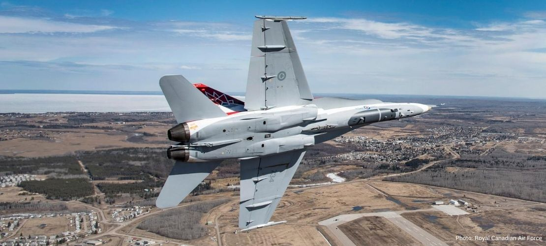 QinetiQ Wins Contract to Scope Upgrade to Royal Canadian Air Force Ranges
