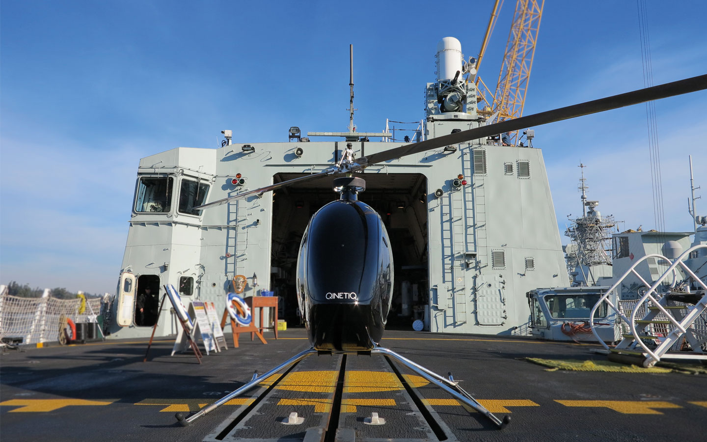 Case Study: Rotary Wing UAS Targets