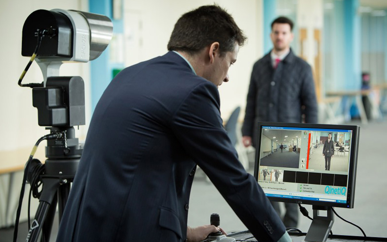 UK Security Expo 2016: first UK live demo of SPO-NX concealed threat detection system