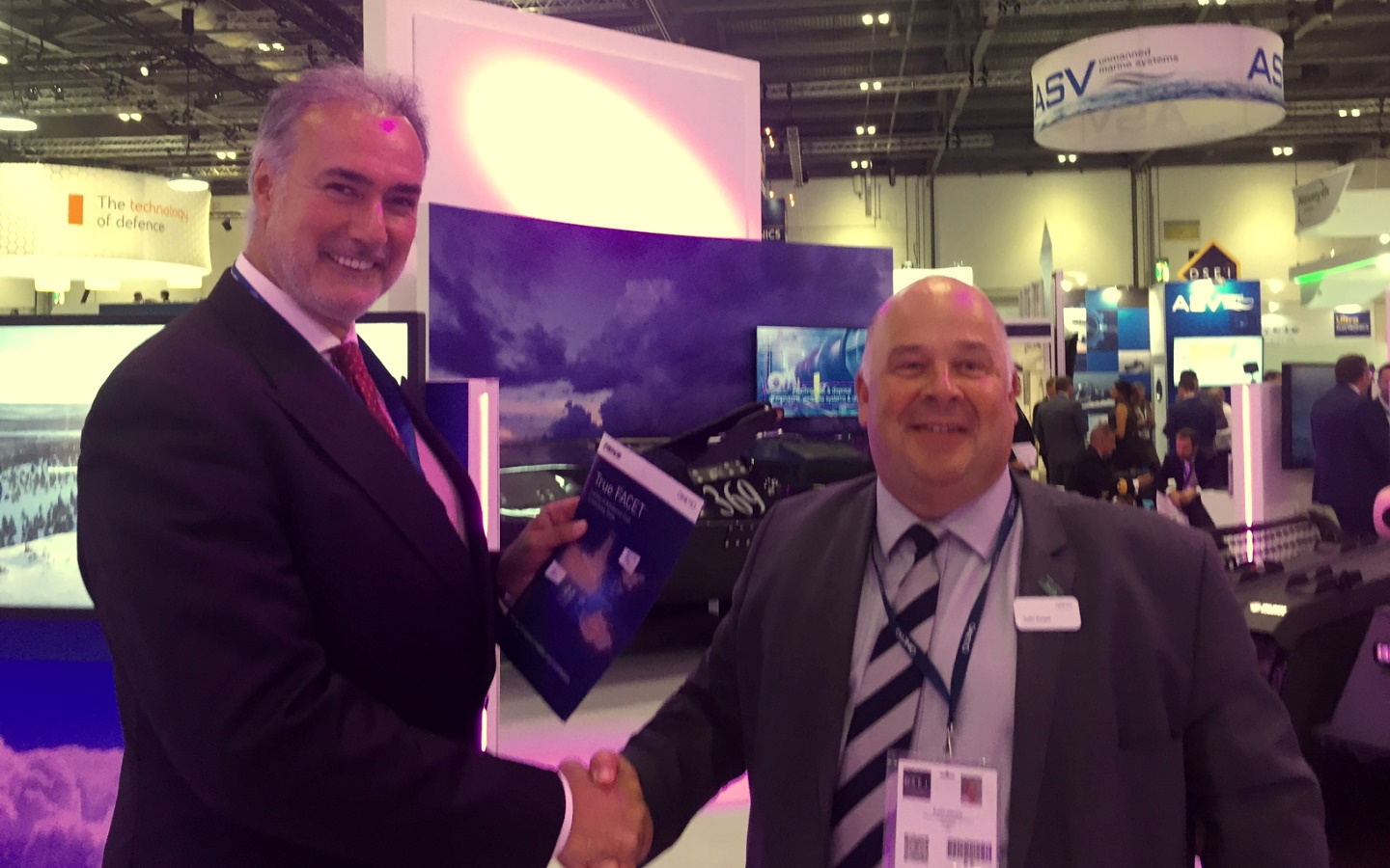 Cutting edge cost model software launched at DSEI