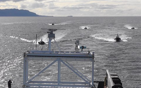 QinetiQ leads next phase of unmanned systems exploitation