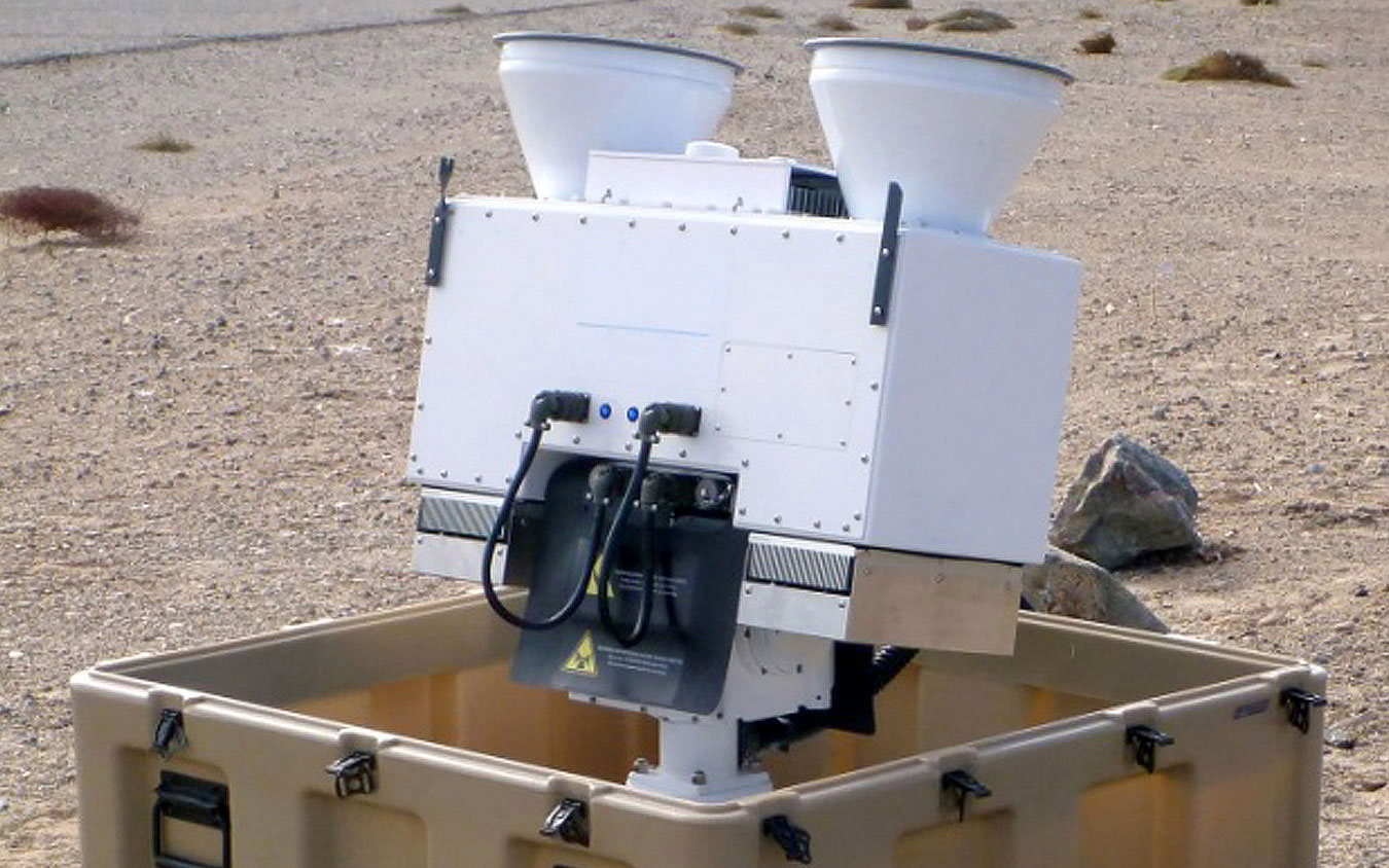 QinetiQ applies Wind Profiling Portable Radar for accurate single-pass airdrops