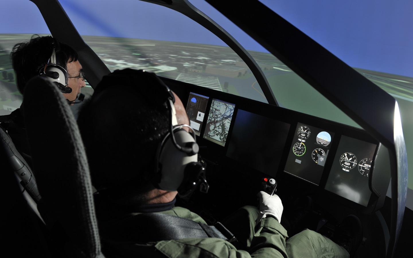 Case Study: Boscombe Down Motion Simulator